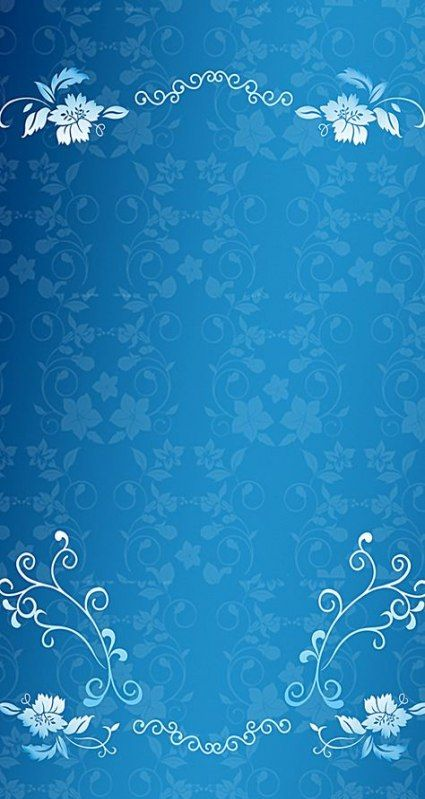 Flowers Blue Background Wedding Invitations 41 Ideas Flower Background Iphone Blue Floral Wallpaper Iphone Background
