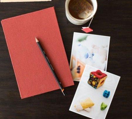 Como hacer un cuaderno en forma de acordeon
