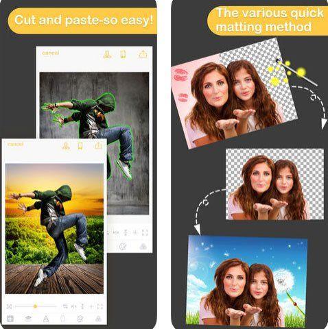 15 يوم مجاني لتطبيق Pro Knockout أفضل تطبيق لقص الصور وتعديلها وتغيير الخلفية بسهولة للايفون والأندرويد In 2021 Polaroid Film Film Movie Posters
