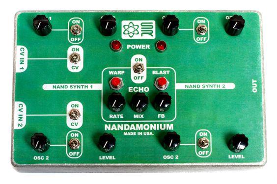 Nandamonium | Synthrotek