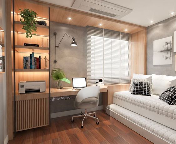 Home Office Interior Design Ideas Design My Home Office Modern