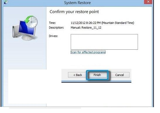 Fix AOL Mail Error Code 521 5.21- Restore setting