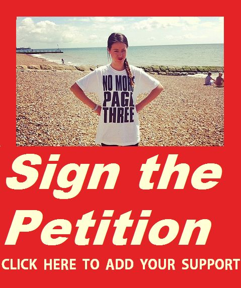 No More Page 3 | Dominic Mohan: Take The Bare Boobs Out Of The Sun #nomorepage3
