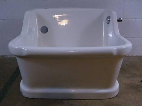 1927 sitz bathtub 28 3 4 wide x 21 1 4 tall x 30 3 4 for Wide tub
