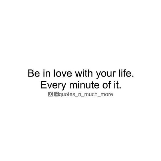 No matter circumstances. Always be grateful and love your life! via @quotes_n_much_more by mindsetofgreatness