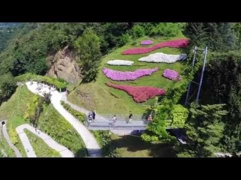 I Giardini di Castel Trauttmansdorff a Merano suggeriti da Cristina keoma