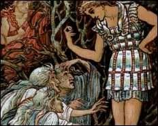 Persée et les Grées Walter CRANE