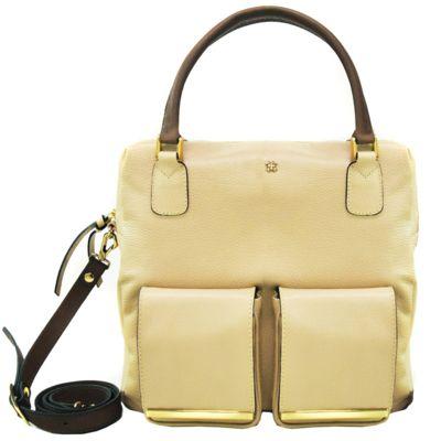 Bolsa com várias repartições, super fashion e perfeita para você que adora praticidade e beleza.Dimensões:28cm de Altura34cm de Comprimento9,8cm de Profundidade