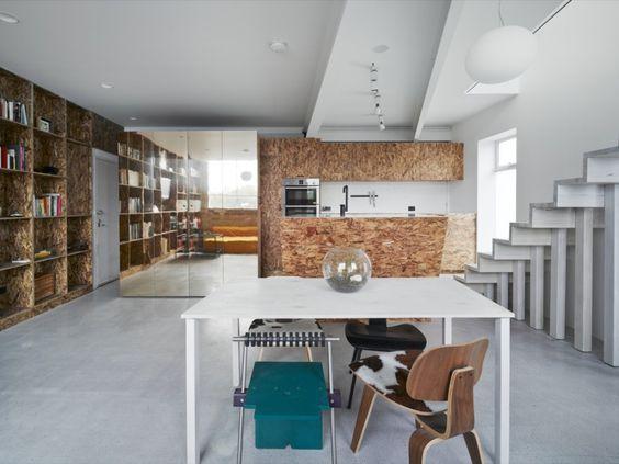 Edwards Moore interior, Melbourne