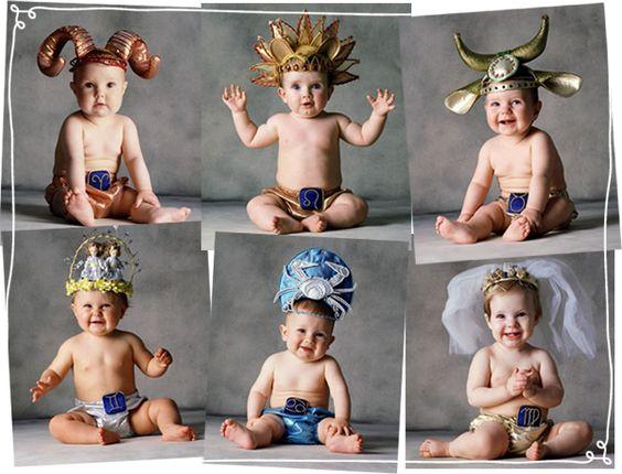 Signo dos bebês e suas características