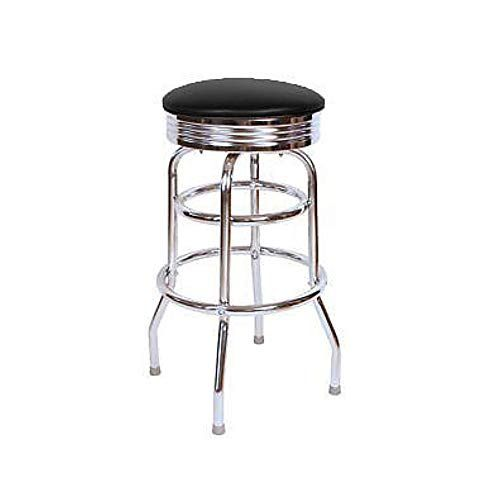 Smith13store Retro Diner Bar Stool Restaurant Commerical Quality