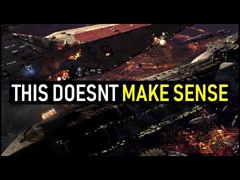 Why The Battle Of Coruscant Doesn T Make Sense Star Wars Lore Youtube Star Wars Battle War