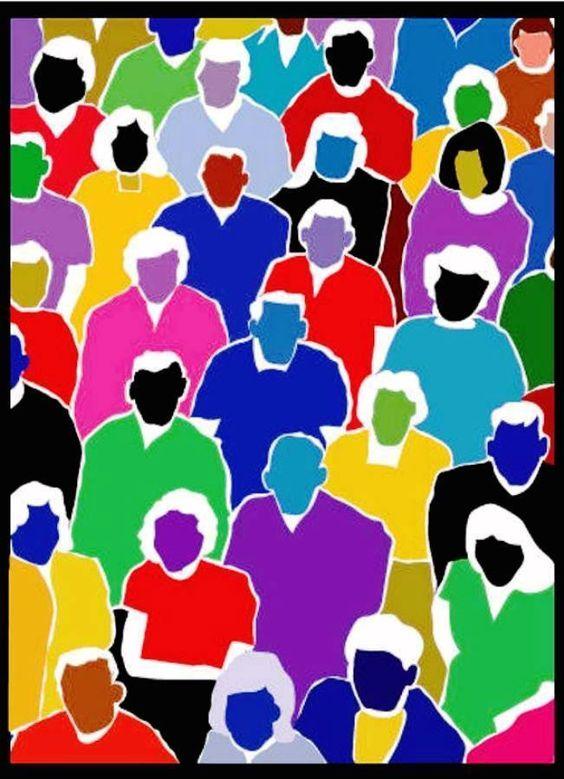 Mensen unity variety no focal point