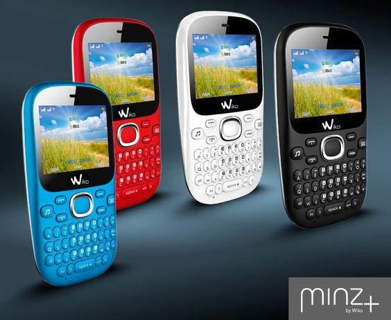 #Wiko Minz+, un #mobile Dual-SIM à moins de 35 € !