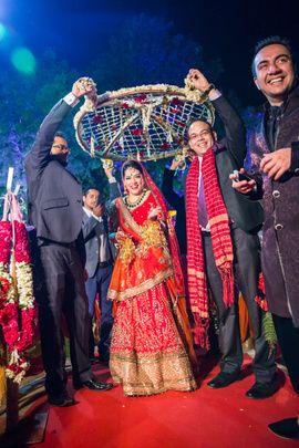 Delhi NCR weddings   Avinash & Tanvi wedding story   Wed Me Good