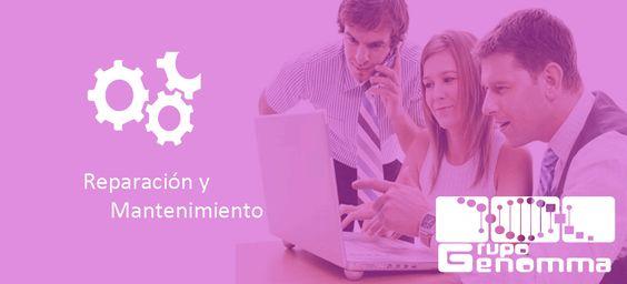 REPARACIÓN Y MANTENIMIENTO DE EQUIPO TECNOLOGICO