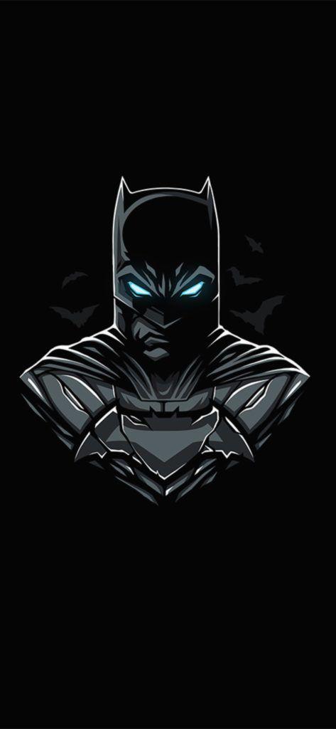 Iphone X Wallpaper Hd 1080p Black Batman Wallpaper Iphone