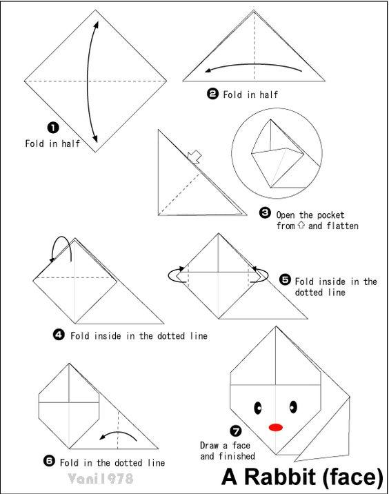 ✔Aprendé Origami - Clase III [Nivel Fácil]