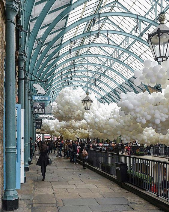 Today on #Yellowtrace, I share the highlights of our recent trip to #LondonDesignFestival 2015, as well as a little taste of our #London travel experience in partnership with #CathayPacific. Photo © Nick Hughes / Yellowtrace. #YellowtraceTravels #YellowtraceInLondon #LifeWellTravelled #LDF15 #CoventGardenBalloons http://www.yellowtrace.com.au/london-design-festival-2015/