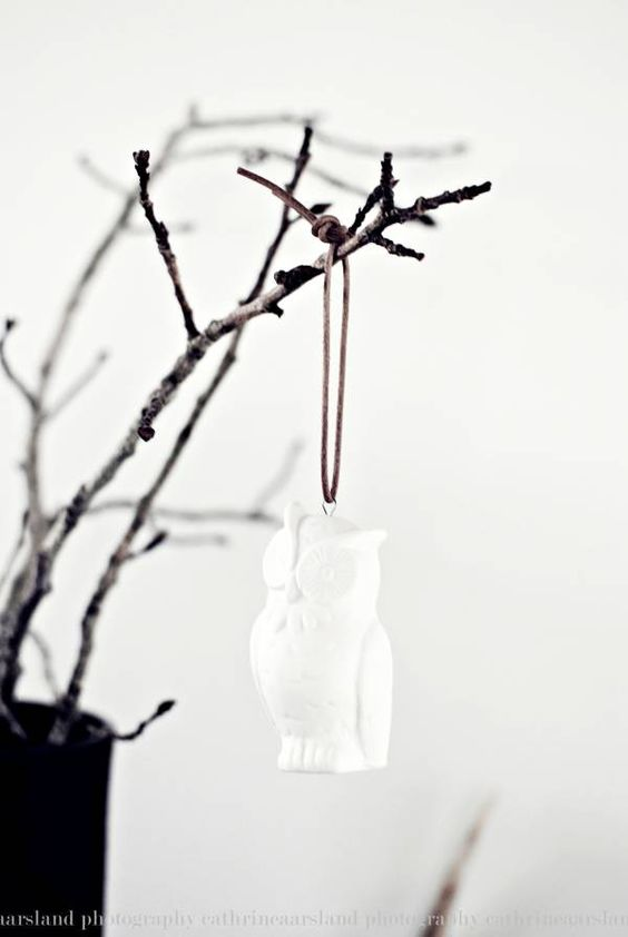 Cathrine Trettien Nordic style Christmas decorate
