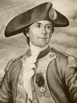 """""""I wish to have no connection with any ship that does not sail fast; for I intend to go in harm's way."""" -- John Paul Jones"""