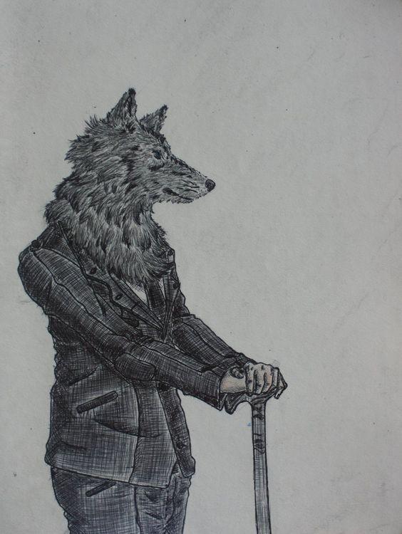 hermann hesse steppenwolf fanart ile ilgili görsel sonucu