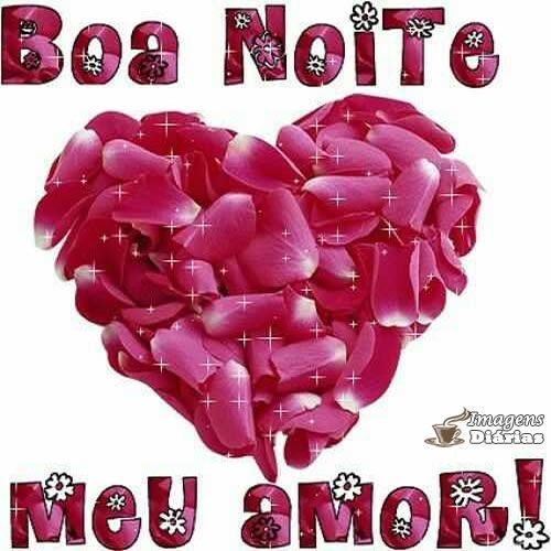 Boa Noite Meu Amor Boa Noite Amor Boa Noite