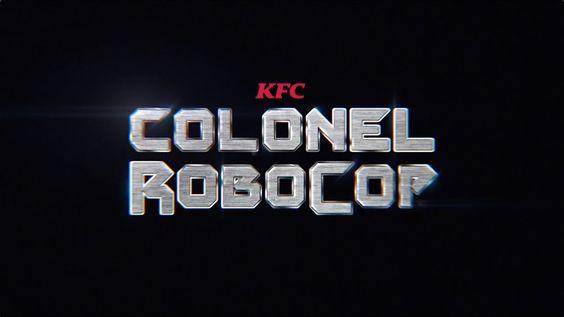 KFC's Colonel Robocop