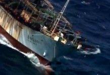 Por falta de traductor, no declaró el capitán del pesquero chino hundido