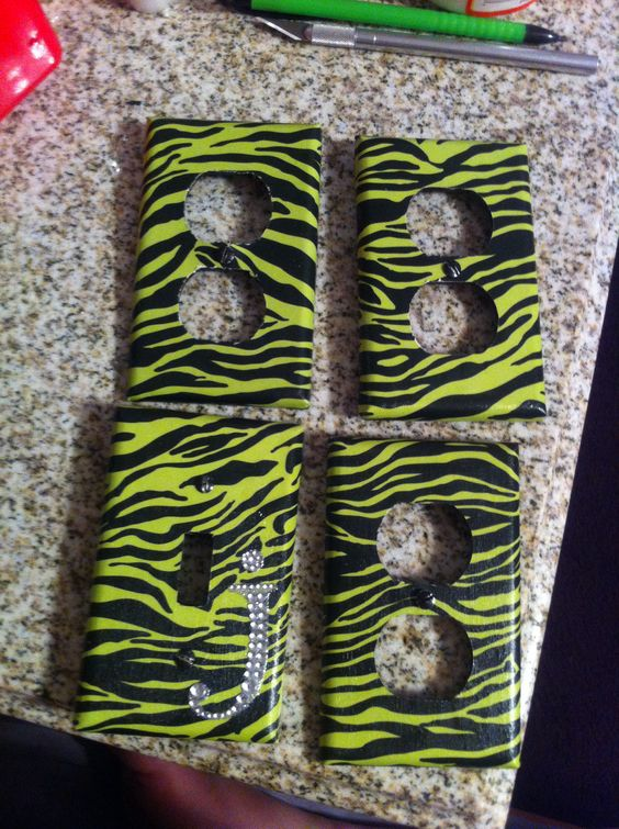 Outlet covers.