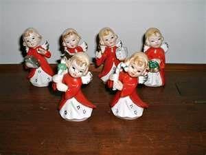 vintage napco figurines