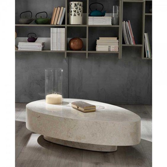 Designertisch Viraneos Aus Stein Oval 05 Jpg Wohnzimmertisch Design Tisch Couchtisch