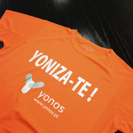 #yonos_dicas • YONIZA-TE! Temos t-shirts para oferecer... Saibam como em http://www.yonos.pt/produtos/promo ;)