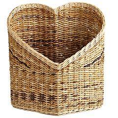 Heart basket