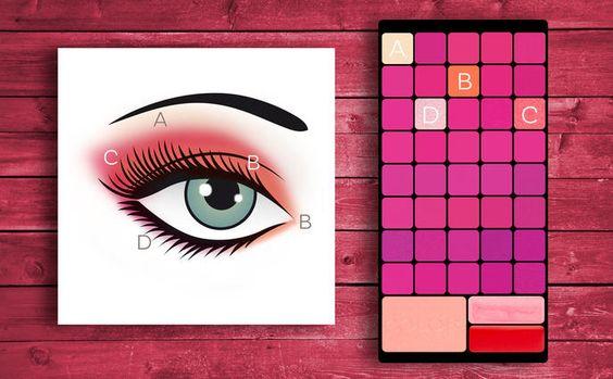 Palette Like a Pro : les tutos Color | Nocibe Inside
