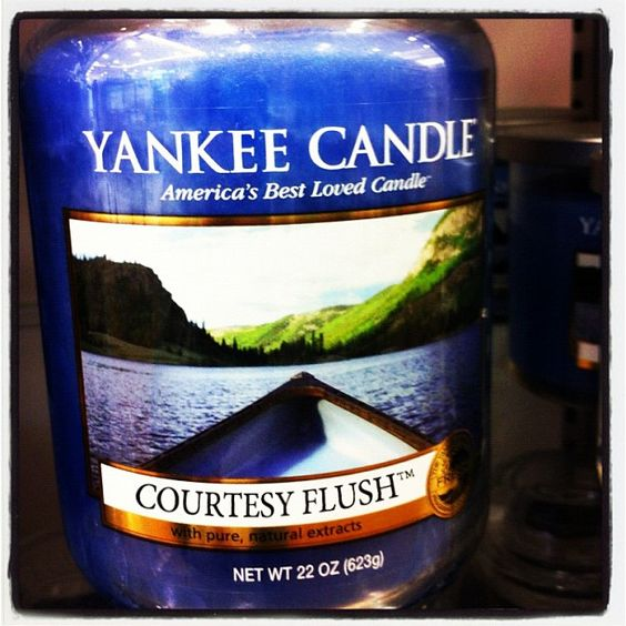 rejected yankee candle scent, courtesy of Tim Hawkins!