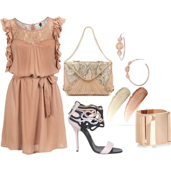 Summer, created by Dea on Polyvore