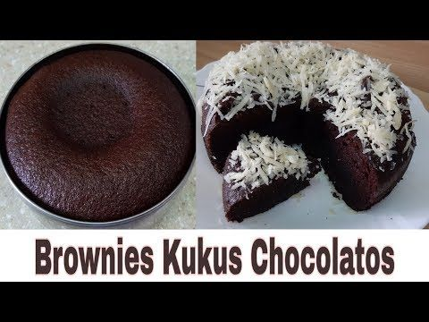 Resep Brownies Kukus Chocolatos Takaran Sendok Youtube Kue Cemilan Brownis