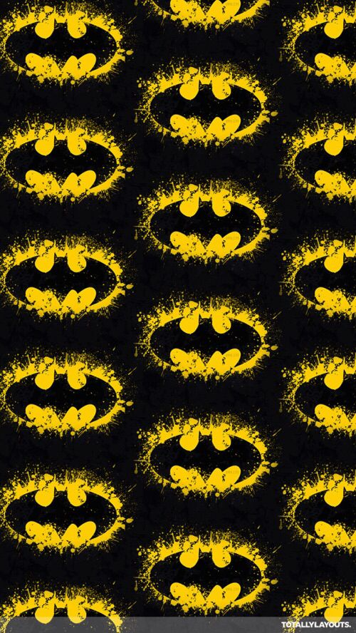 Discovered By Insanity Find Images And Videos About Black Wallpaper And Yellow On We Heart It T Batman Wallpaper Iphone Batman Wallpaper Batman Backgrounds Colorful cool batman wallpapers