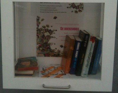 La Boîte à Lire Elsene 5