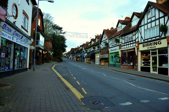 The first town we moved to in England, Chalfont St. Peter near Gerrards Cross. Lived in Chalfont Heights neighborhood.