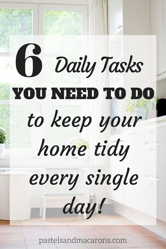 Organizing and cleaning tips to keep a tidy home home the o 39 jays and a more - Tips to keep your house more organized ...