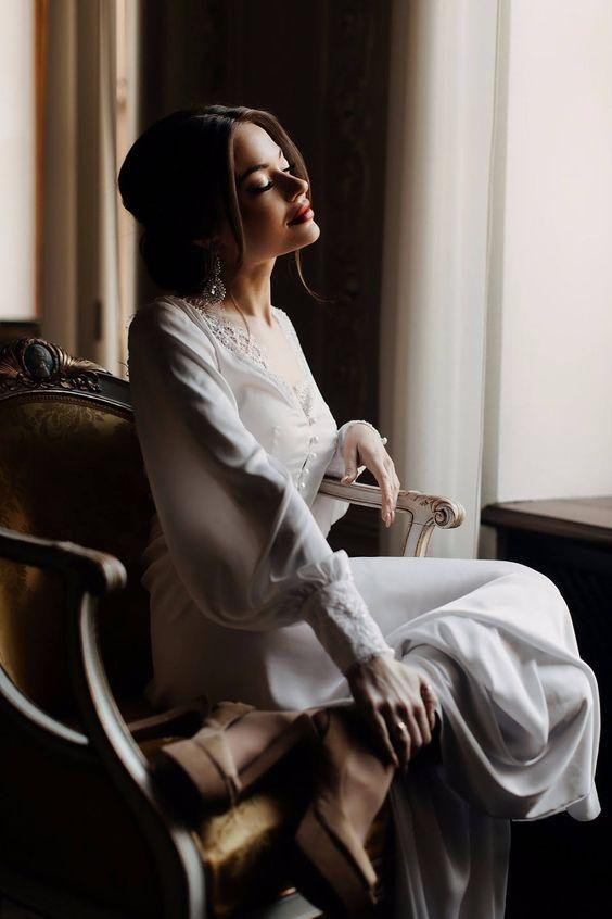 Статья — La La Wed: стилизованная фотосессия