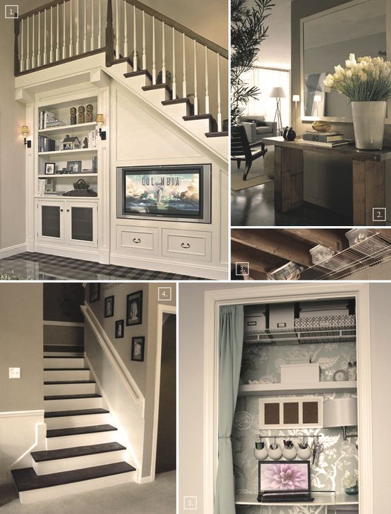 Ways of turning a small basement into a dream space..