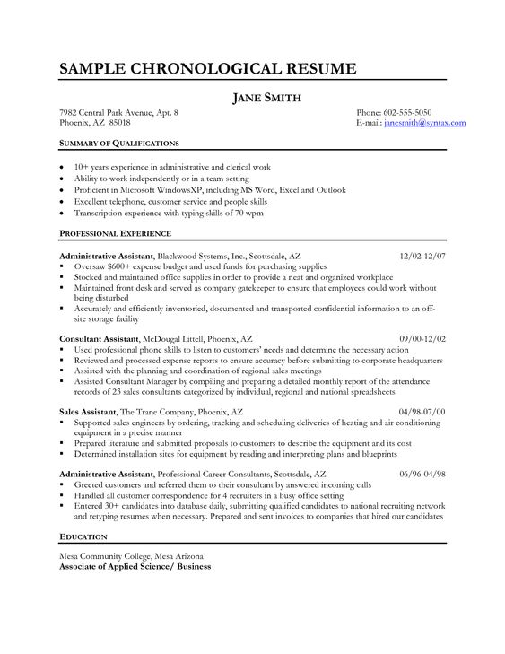 Store Incharge Resume Manager Resume Samples Pinterest - hr coordinator resume