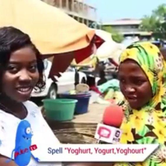 Stephan Noli Blog: Spell Yoghurt - Watch This Hilarious Video , It De...