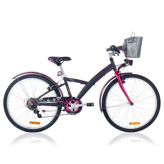 Vélo Enfant Decathlon prix promo vélo, achat Vélo enfant VTC 24 pouces Nature B'TWIN prix 179,95 € sur Decathlon.fr