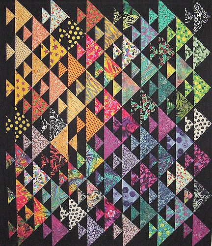 Swimming with the Fishes  frantasticquilts