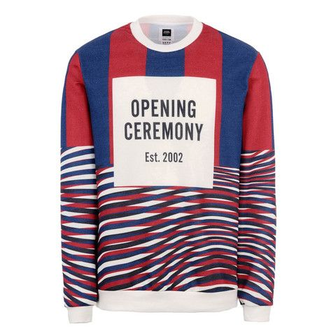 Opening Ceremony USA World Cup Edition #OpeningCeremony #TeamUSA #Menswear #GQ #Mensstyle #Luxury