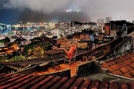 Rio de Janeiro / Steve McCurry